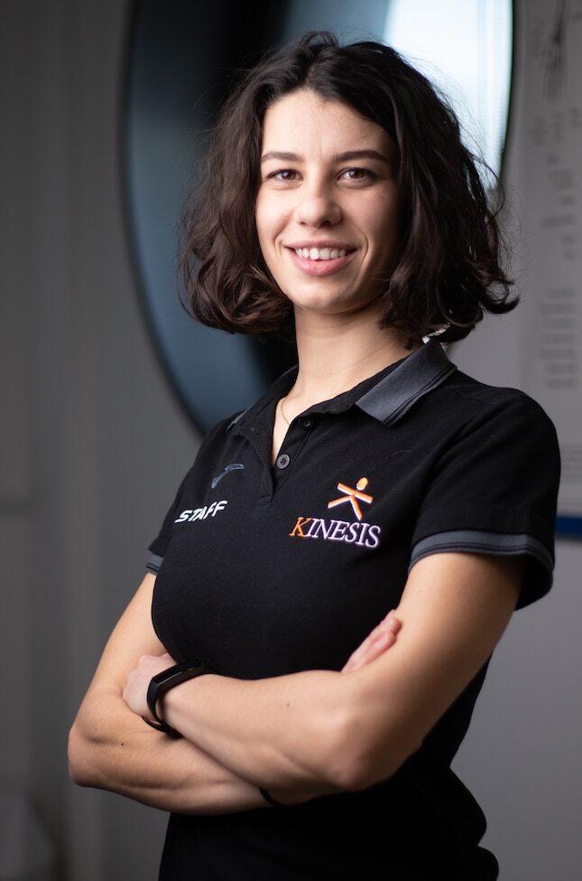 Dottoressa Alessia del Tredici Kinesis Lucca