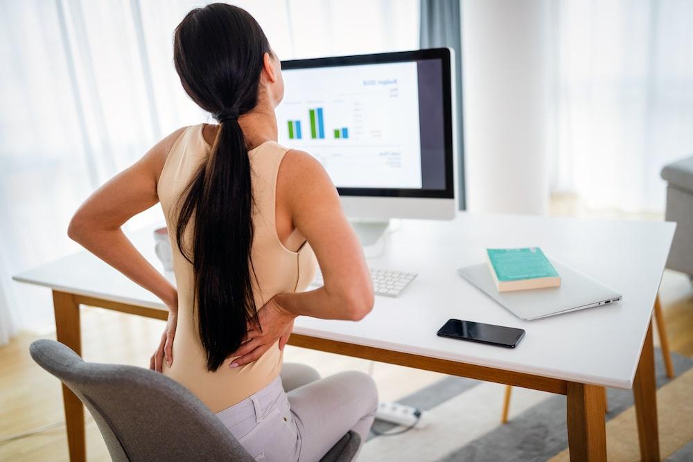 Ergonomia: i nostri consigli per una postura corretta alla scrivania